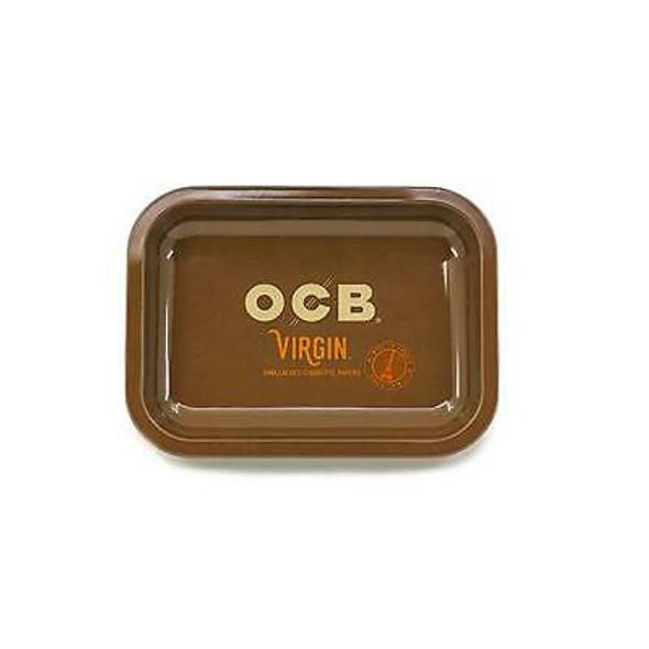 "OCB Metal Rolling Tray 5.5"" x 7"""