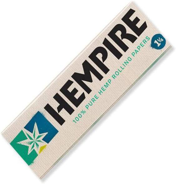 "Hempire Hemp Rolling Papers 1¼"" Size - 24 ct."