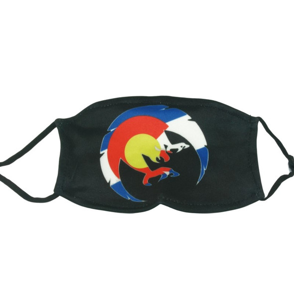 Reusable Sanitary Face Mask - Assorted Colorado Styles