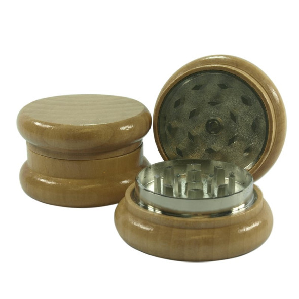 55mm Two Piece Wood Grinder