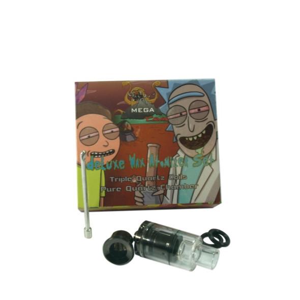 Mega Deluxe Wax Atomizer Set