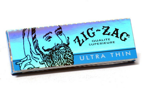 """Zig Zag Ultra Thin Rolling Papers 1¼"""" Size - 48 ct."""
