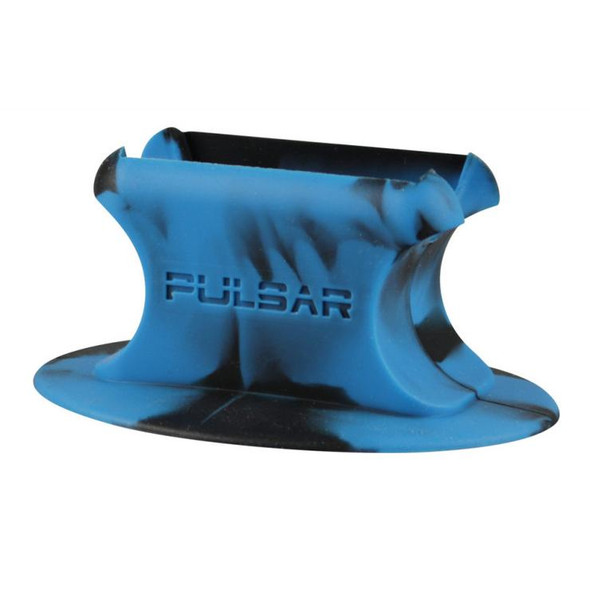 """Pulsar 5.5"""" Knuckle Bubbler Kit with Silicone Stand"""