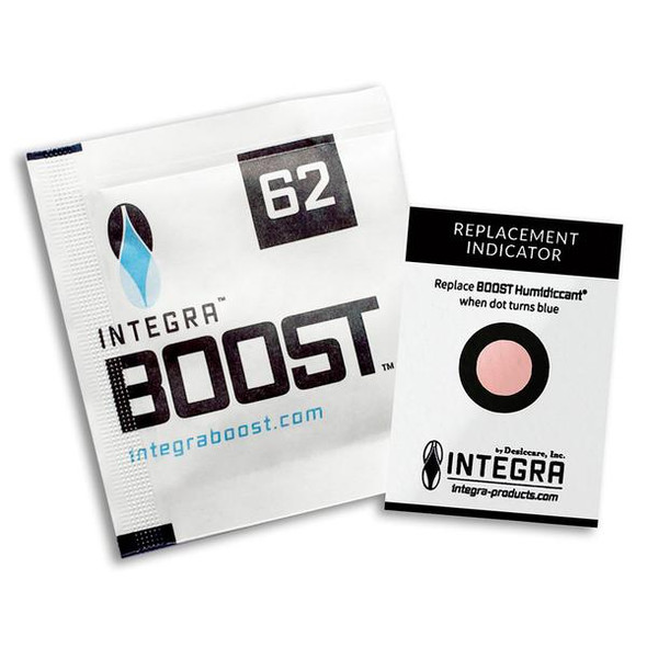 4g 62% Integra Boost Humidity Pack & Indicator