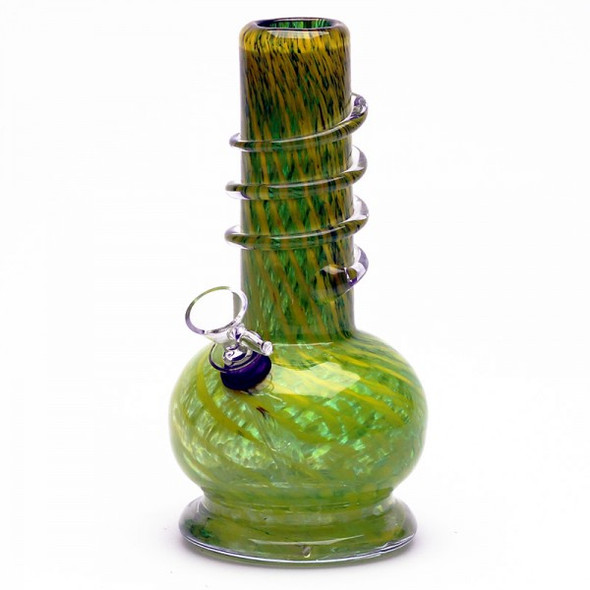 "8"" Soft Glass Water Pipe"