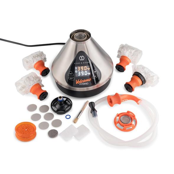 "Storz & Bickel ""Volcano Hybrid"" Vaporizer Starter Kit"