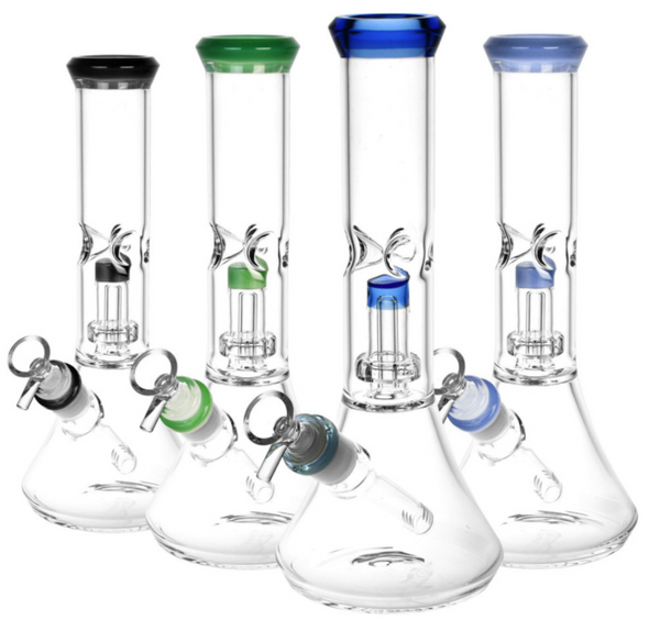 """11"""" Double Chamber Water Pipe"""