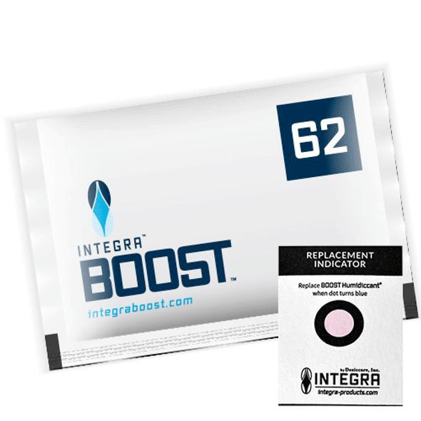 67g 62% Integra Boost Humidity Pack & Indicator