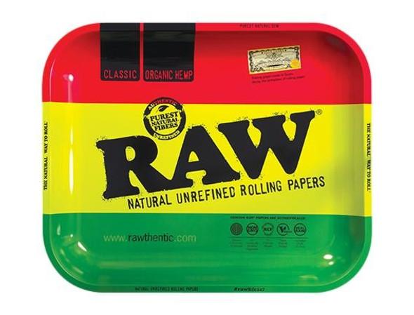"RAW RAWsta Metal Rolling Tray 11"" x 13.5"""