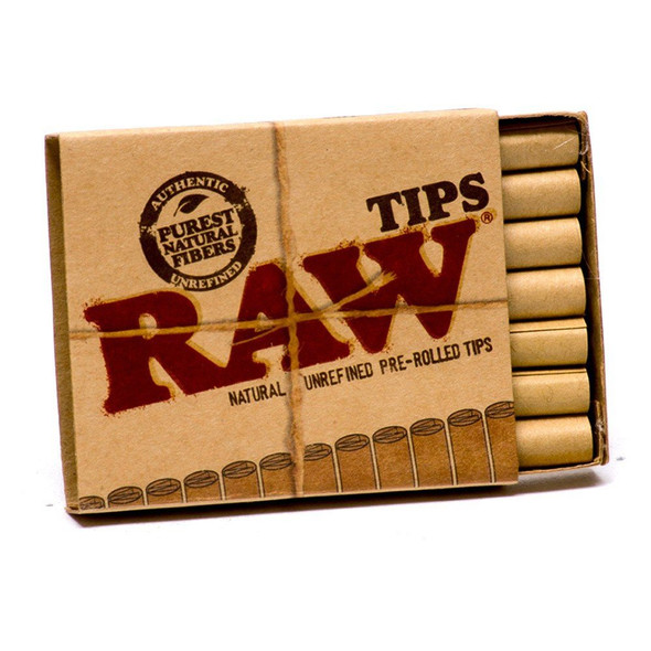 RAW Pre-Rolled Tips 20 ct.