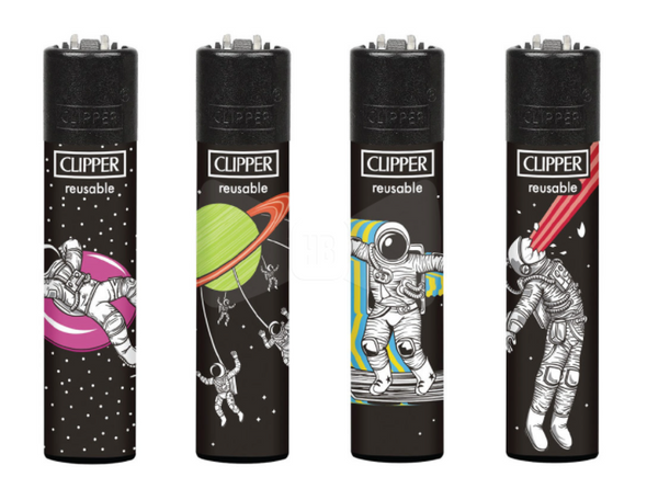Clipper Lighter New Rotational Astro World 1 48 ct.