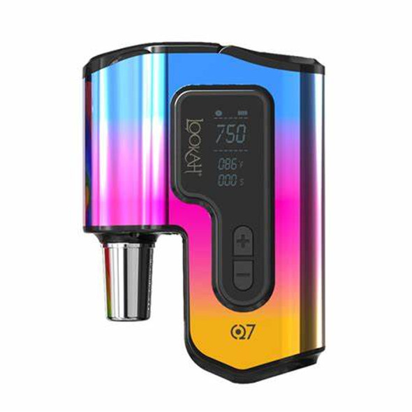 Lookah Q7 Limited Edition Portable eNail Wax Vaporizer for Water Pipe