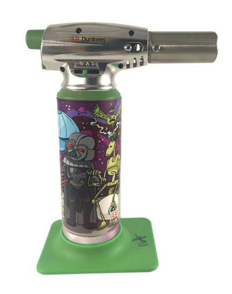 """Dunkees 6"""" Torch - Dab Wars"""