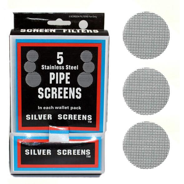 Metal Pipe Screens 500 ct.