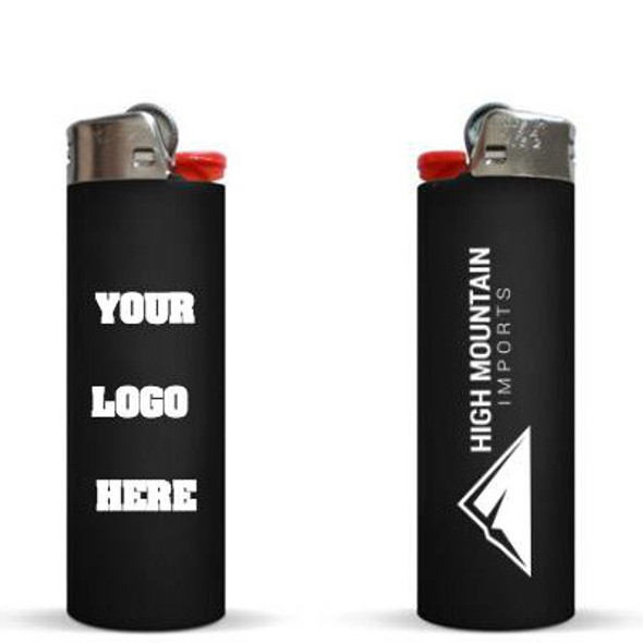 Custom Printed Bic Maxi Lighter
