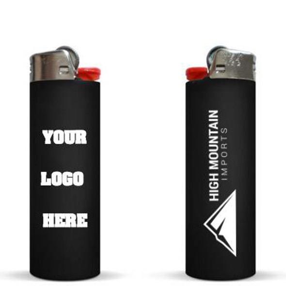 Custom Printed Bic Maxi Lighter