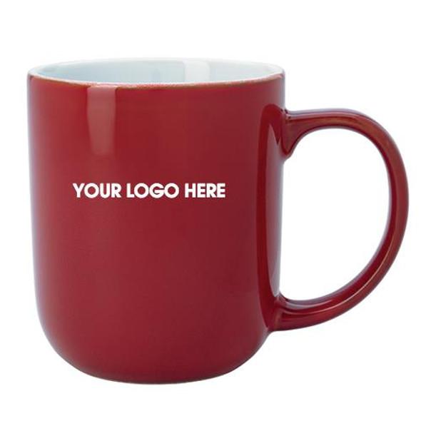 Custom Printed Reactive Glaze 15 oz. Mug