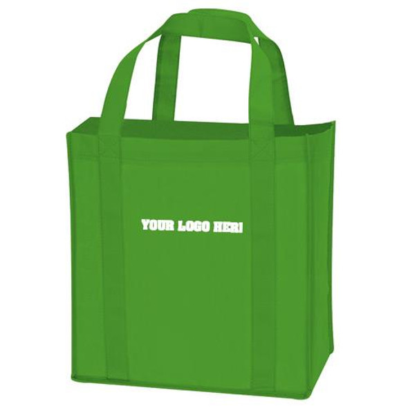 Custom Printed Non-Woven Grocery Tote