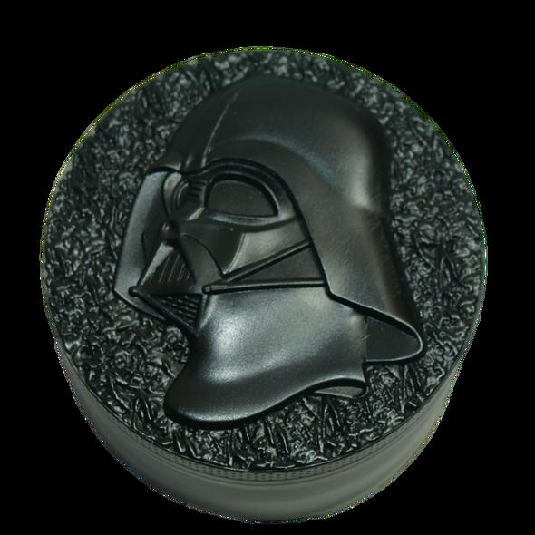 "50mm ""Darth Vader"" Four Piece Grinder"