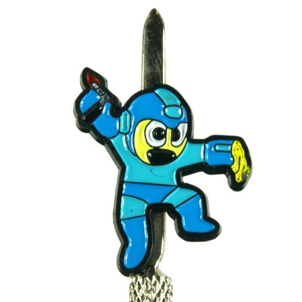 Mega Man Metal Dabber