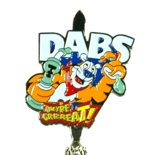 "5"" Tony The Tiger Metal Dabber"