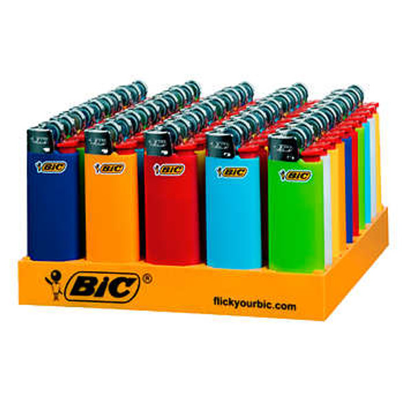Bic Mini Lighter 50 ct.
