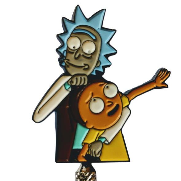Rick & Morty Noogie Metal Dabber