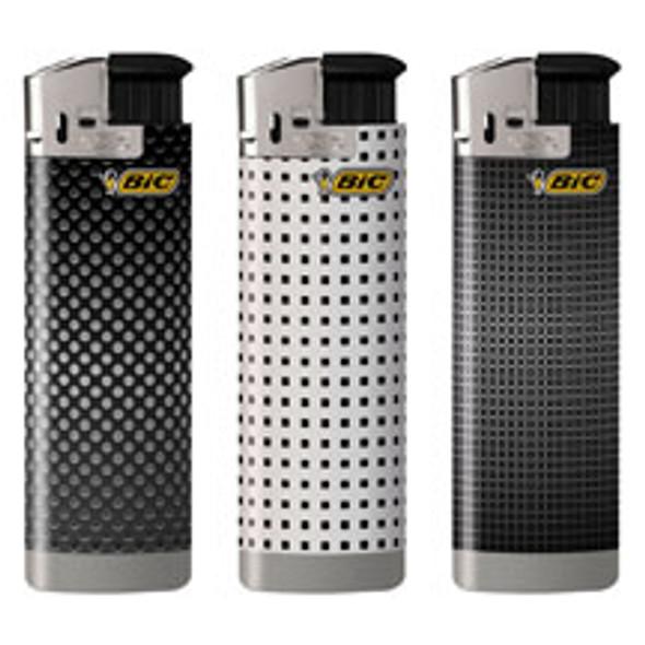 BIC Gentlemen Series Push Button Electronic Lighter 50 ct.