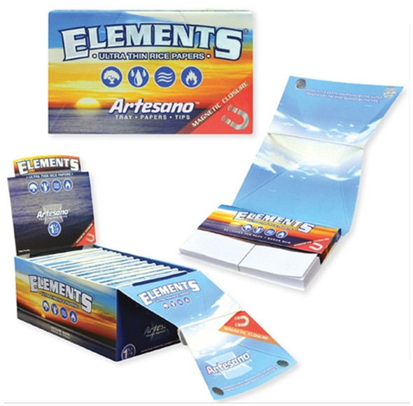"Elements Artesano 1 1/4"" With Tips 24 ct."