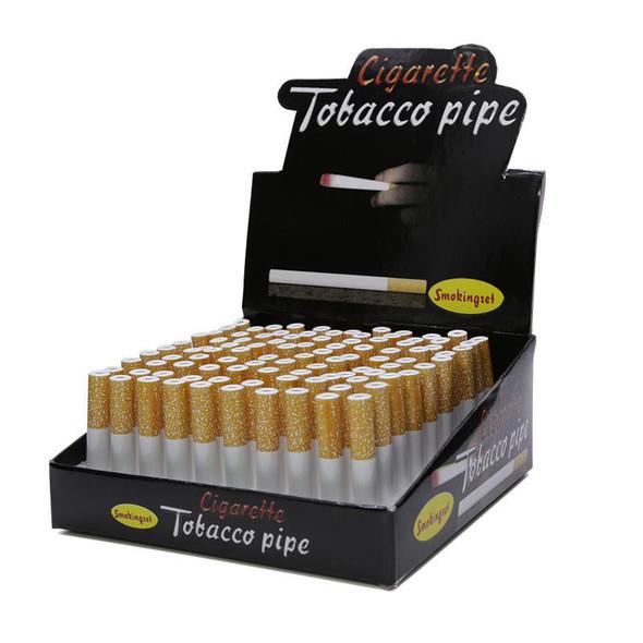"""Metal Cigarette Bat 2.5"""" 100 ct. Display"""