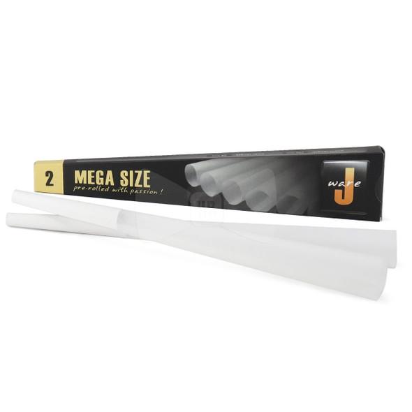 JWare Pre-Rolled Cones Mega Size (280/88mm) 2pk