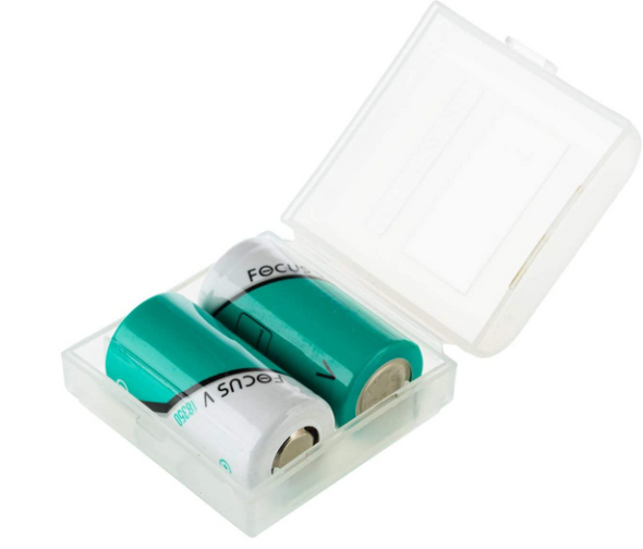 Focus V Carta Replacement Batteries