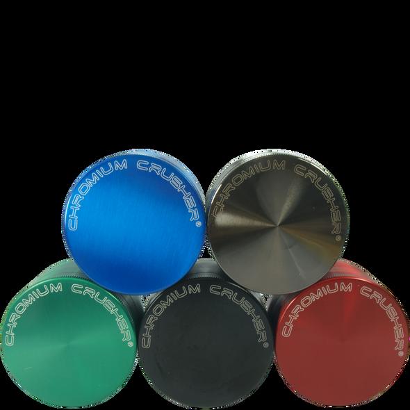 Chromium Crusher 40mm Four Piece Zinc Grinder