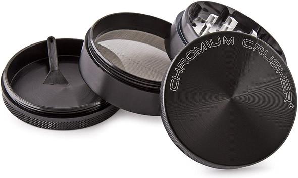 Chromium Crusher 50mm Four Piece Aluminum Grinder
