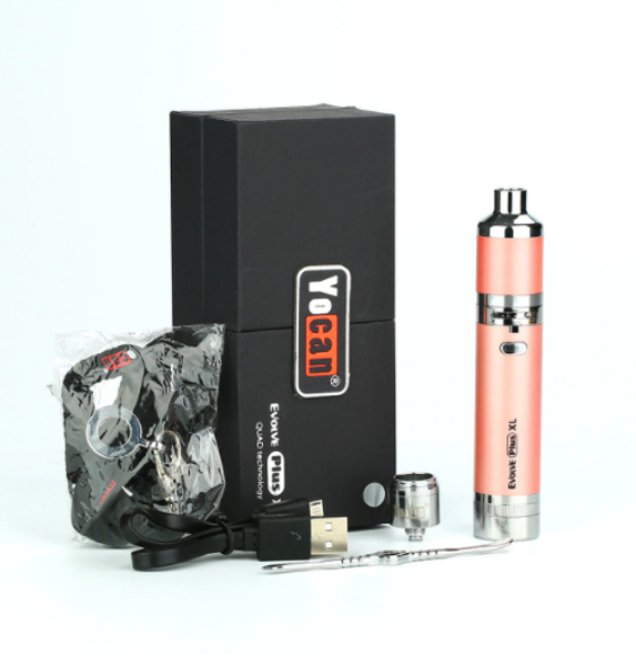 Yocan Evolve Plus XL 1400mAh Concentrate Vaporizer
