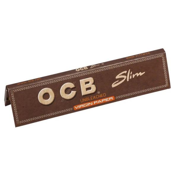 OCB Virgin King Size Slim 24 ct.