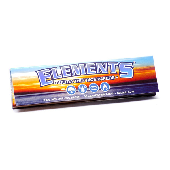 Elements Rolling Papers King Size - 50 ct.