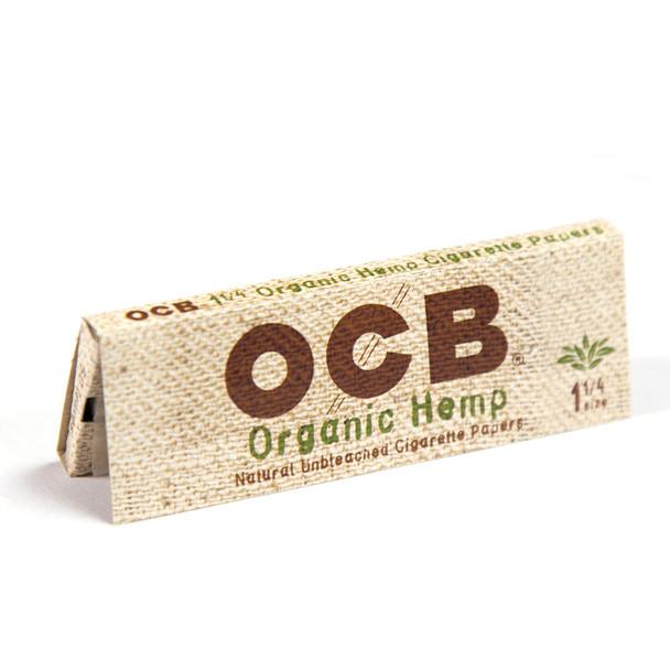 "OCB Organic Hemp 1 1/4"" Size 24 ct."
