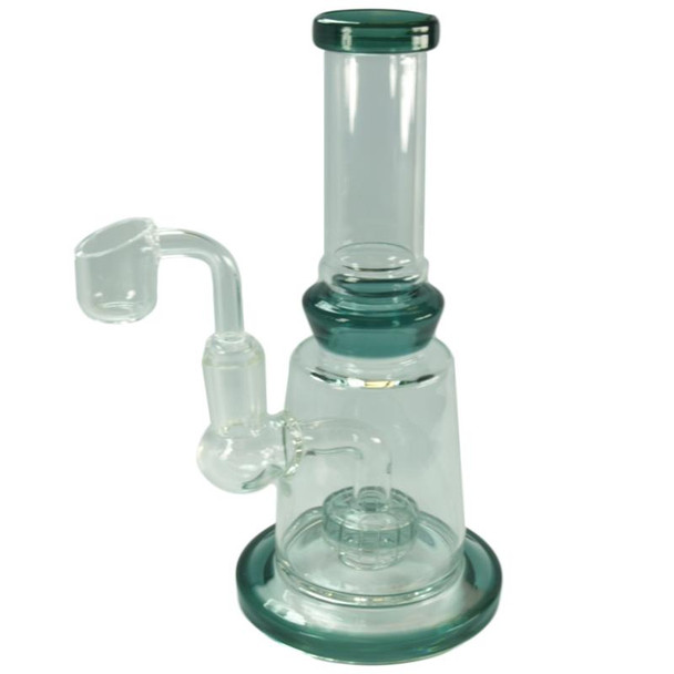 """7"""" Tower Oil Rig With Flower Bowl"""