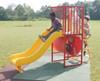 Kids love to climb and slide!