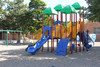 Quick Ship Structure 019 in Primary installed at Russell Dougherty Elementary - Edmond, OK