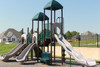 Quick Ship Structure 021 in Neutral Color Scheme Installed at Thornbrooke HOA of Edmond, OK