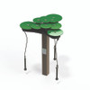 Lilypad Cymbals in green