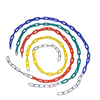 PVC Chain Coating Color options ins yellow, red, green or blue