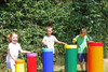 Suitable for music lessons, outdoor school performances, drumming and music therapy sessions.