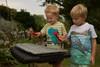 Helps children develop hand eye coordination
