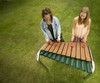 The Grand Marimba is tuned to the C-Major pentatonic scale making it very easy and enjoyable to play.