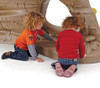 Your toddlers will Love the Climb and Discover Cave