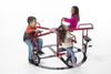The Merry Go Cycle is fun and entertaining.