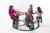 The Merry Go Cycle is a way for all kids to play together!